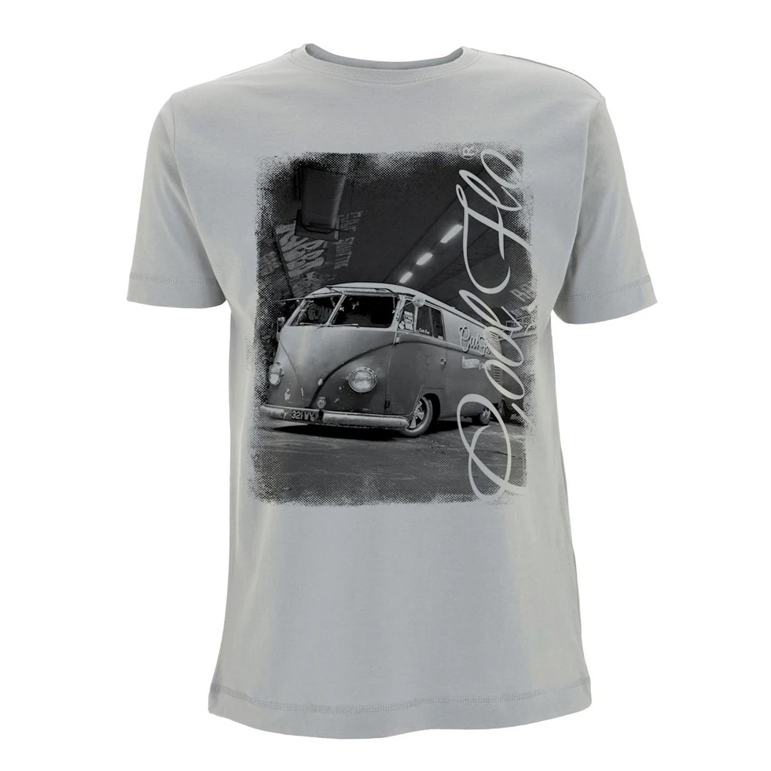 Cool Flo Tunnel T-shirt in  Sport Grey