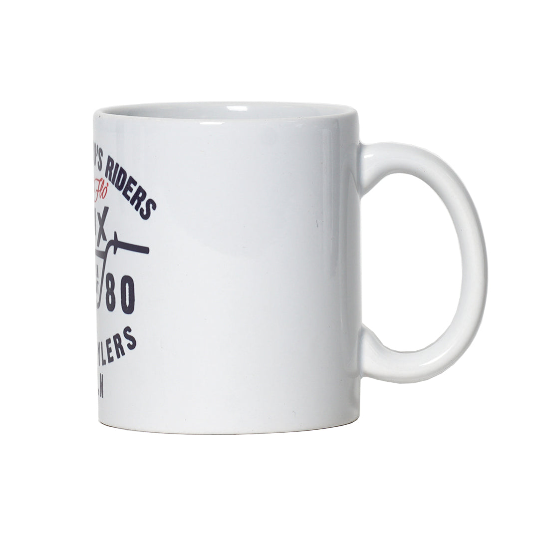 Urban Sport Mug - BMX design - side view