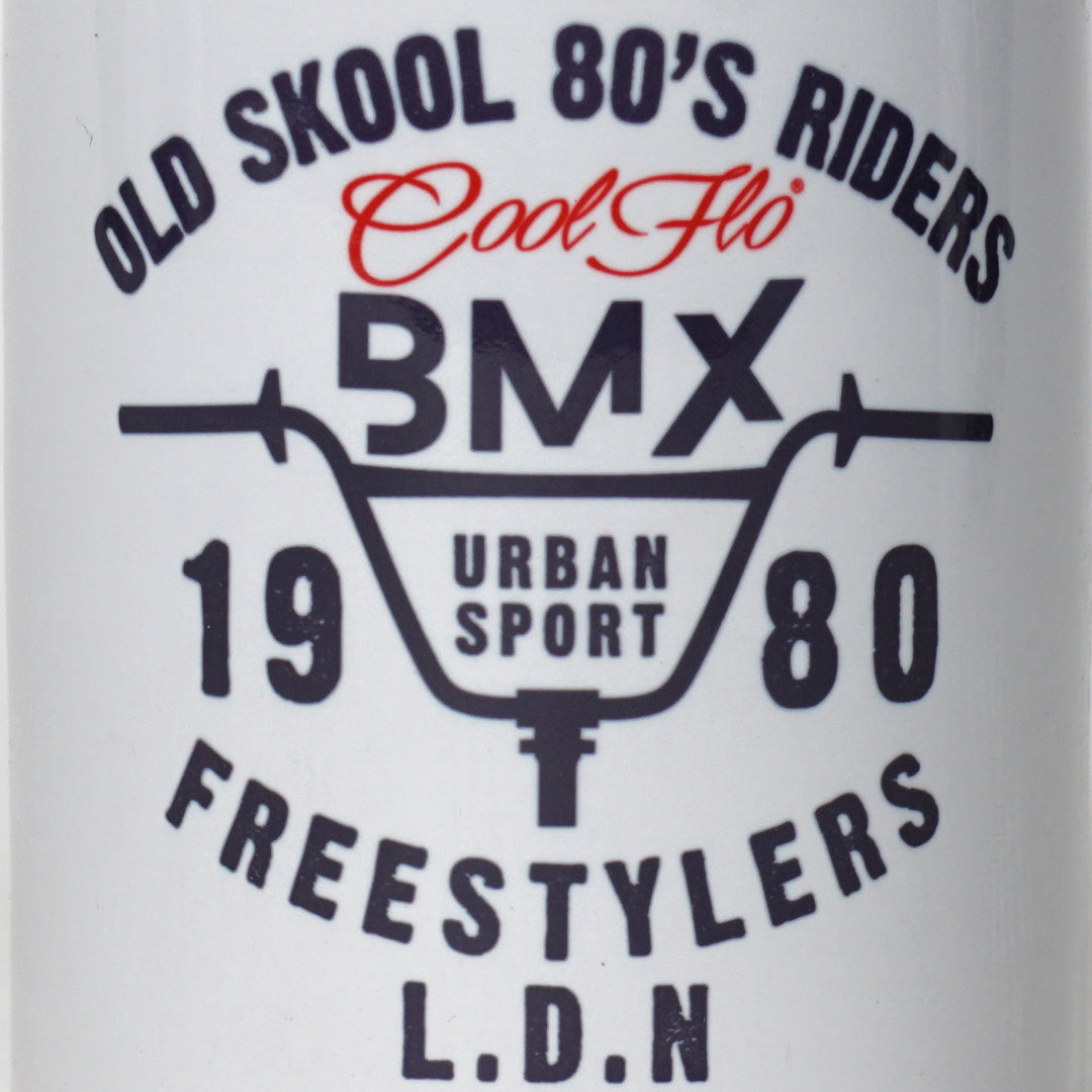 Urban Sport Mug - BMX design - Close-up