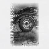 Burning Rubber Tee - Cool Flo
