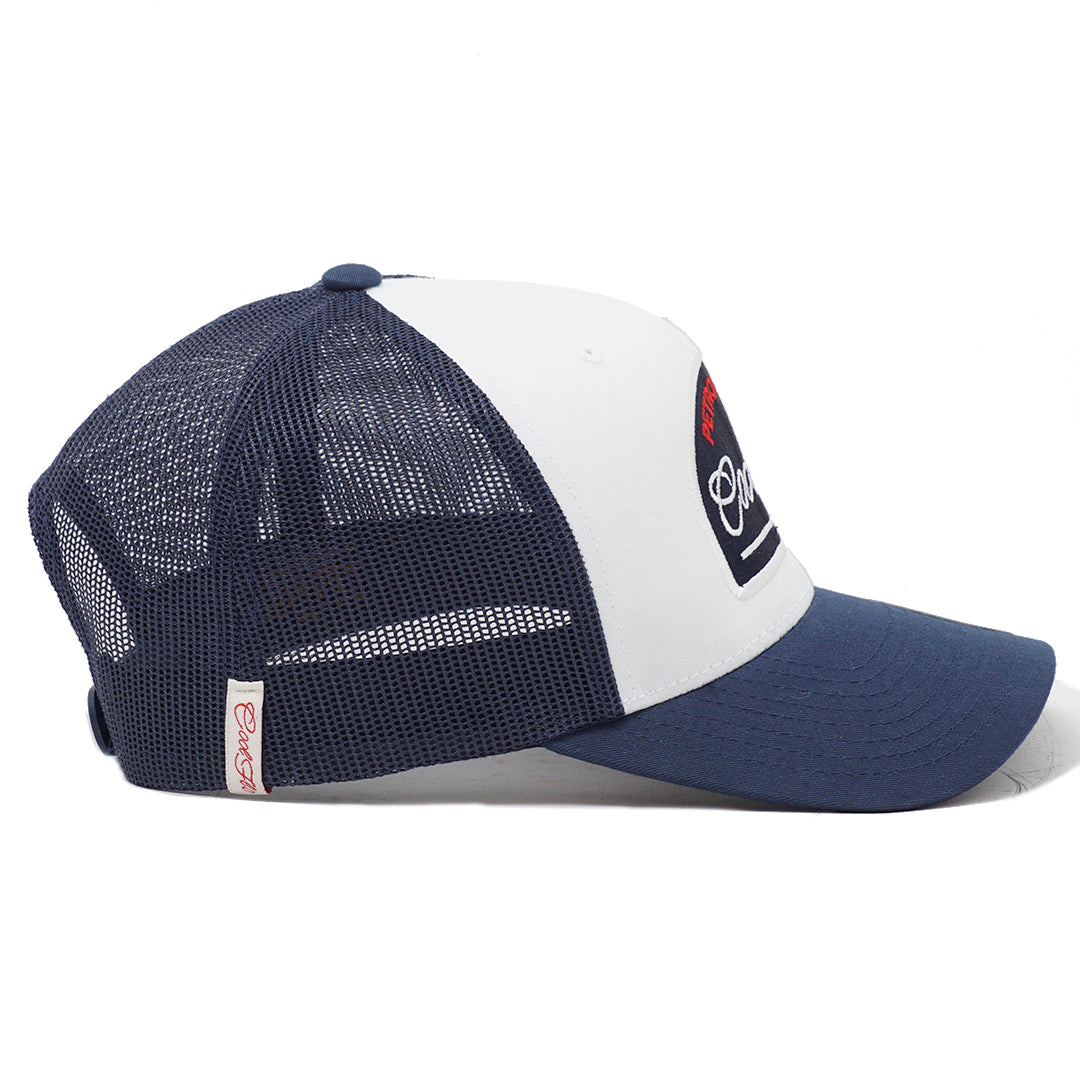 Petrol Heads Trucker Cap - Cool Flo