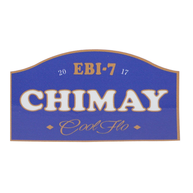 Chimay Sticker EBI-7 - Cool Flo