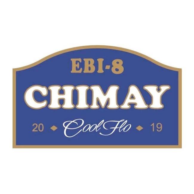 Limited Edition Chimay Sticker EBI-8 - Cool Flo