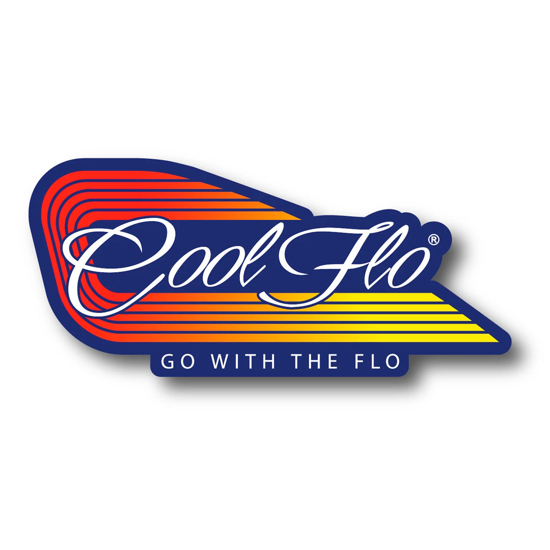 Trax Decal - GWTF Navy - Cool Flo