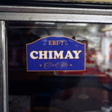 Limited Edition Chimay Sticker EBI-7