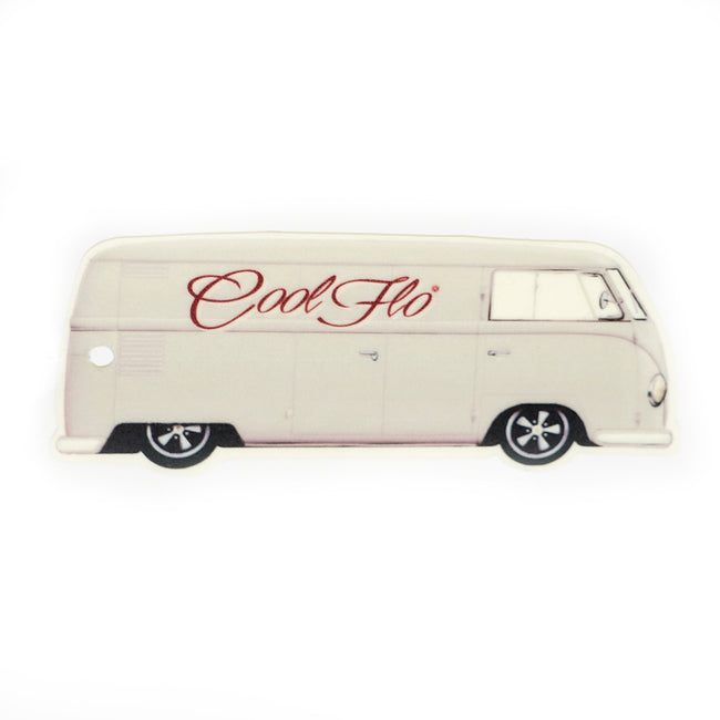 '54 Cool Flo Bus' Air Freshener - Cool Flo