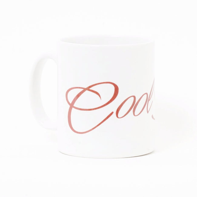 Copy of Cool Flo Single Script Mug - Cool Flo  - 2