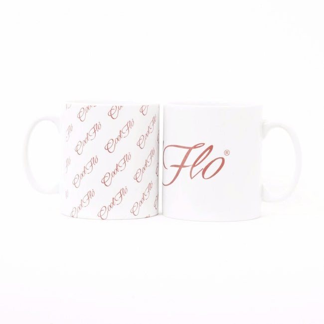 Copy of Cool Flo Single Script Mug - Cool Flo  - 1