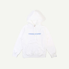 Own Brand Hoody White