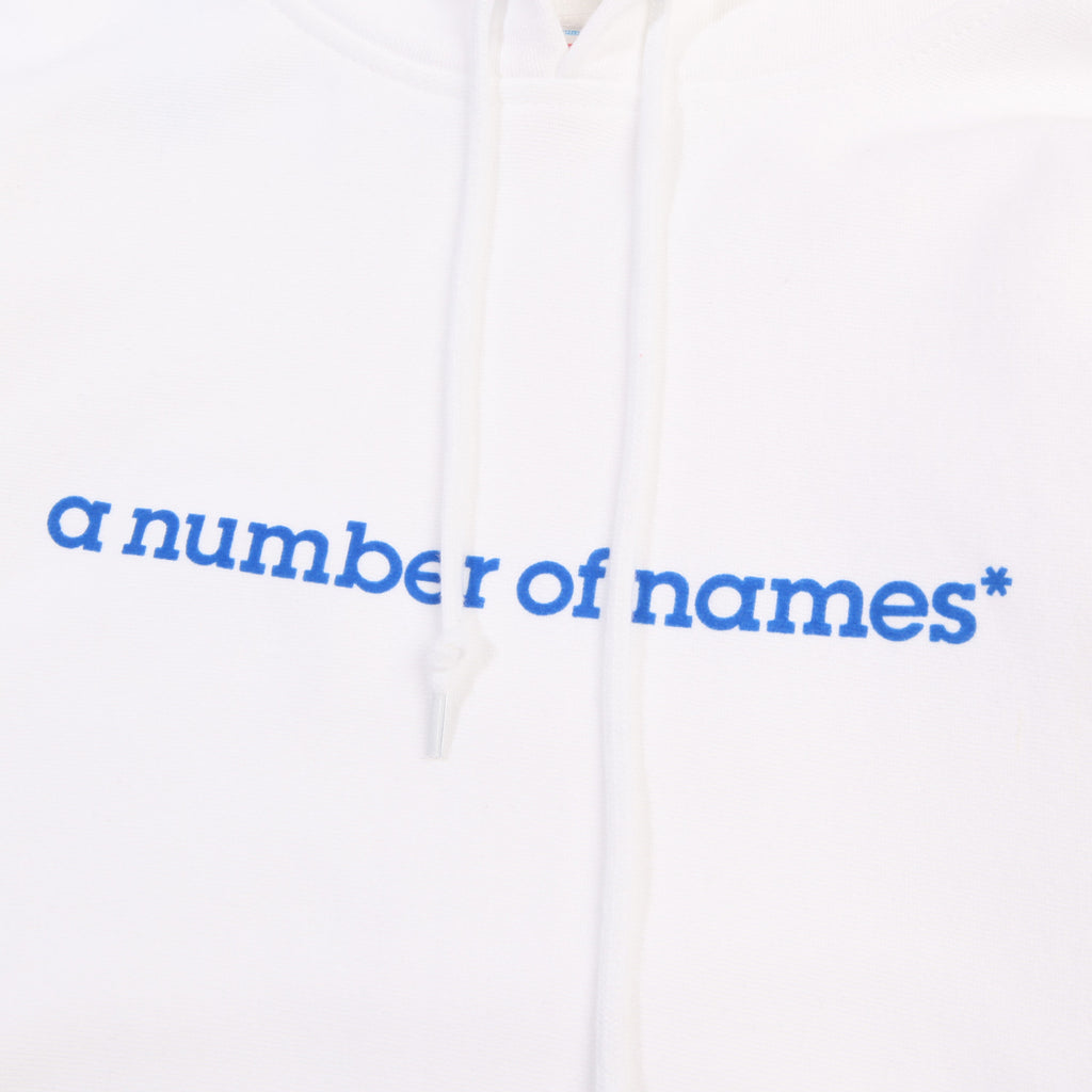 a number of names* Own Brand Hoody White