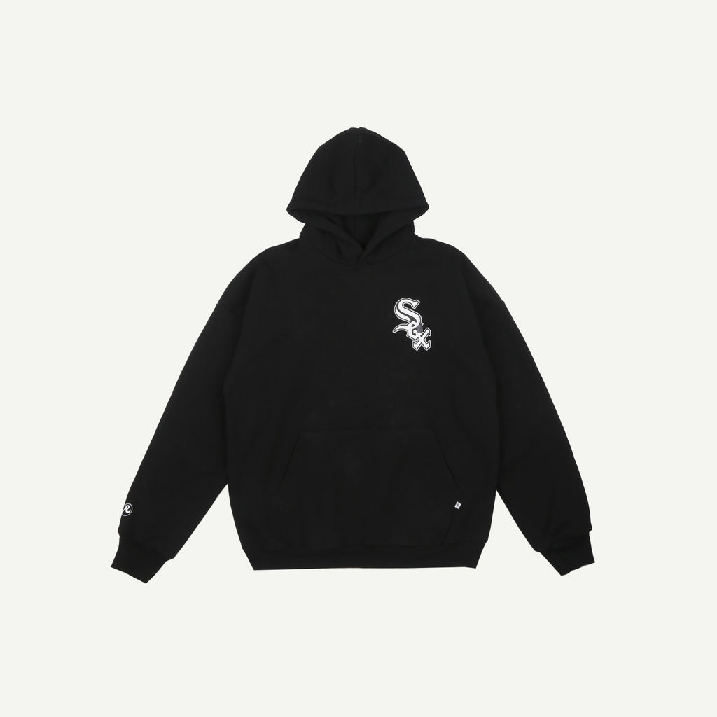 richardson RICHARDSON PENNED OUT HOODIE - BLACK