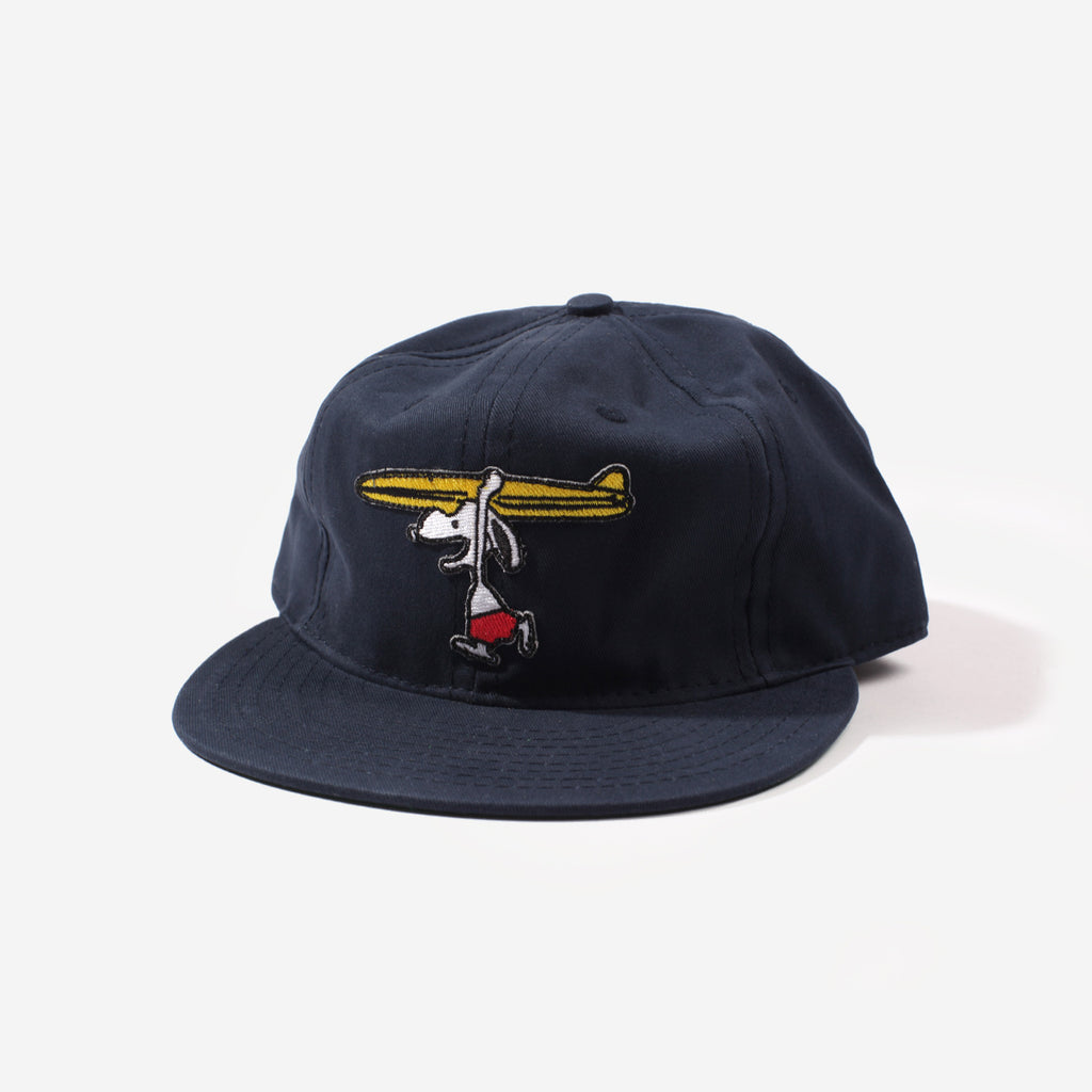 Tsptr TSPTR x Ebbets Field Flannels Surf's Up Strapback Cap - Navy