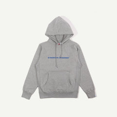 Own Brand Hoody Heather Grey