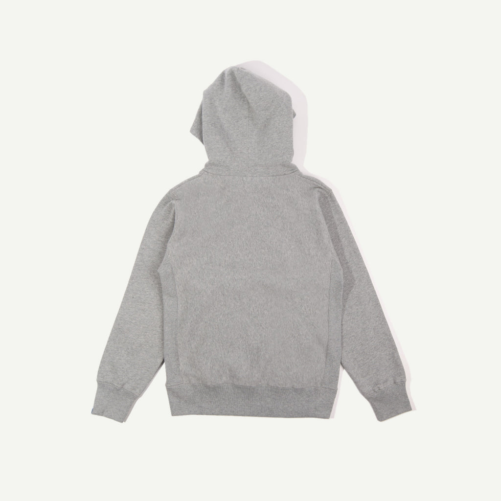 a number of names* Own Brand Hoody Heather Grey