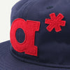 a number of names* Anon x Ebbets a* Strapback Cap - Navy