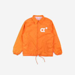 Own Brand Coach Jacket Orange