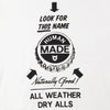 Human Made human made bottle top t-shirt - white