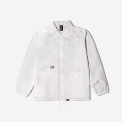 FPAR CLUB WINDBREAKER COACH JACKET - WHITE