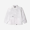 Fpar FPAR CLUB WINDBREAKER COACH JACKET - WHITE