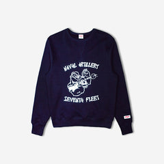 TSPTR - SEVENTH FLEET SWEATSHIRT - NAVY