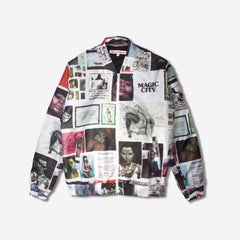 richardson a8 bomber jacket - multi
