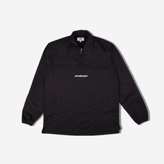 Cotton Pullover - Black