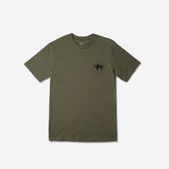 tm® black cats t-shirt - military