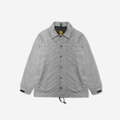 tm® coach jacket - pinstripe