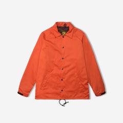 tm® coach jacket - orange
