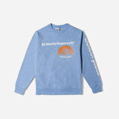 SS Corp Sweat - Light Blue