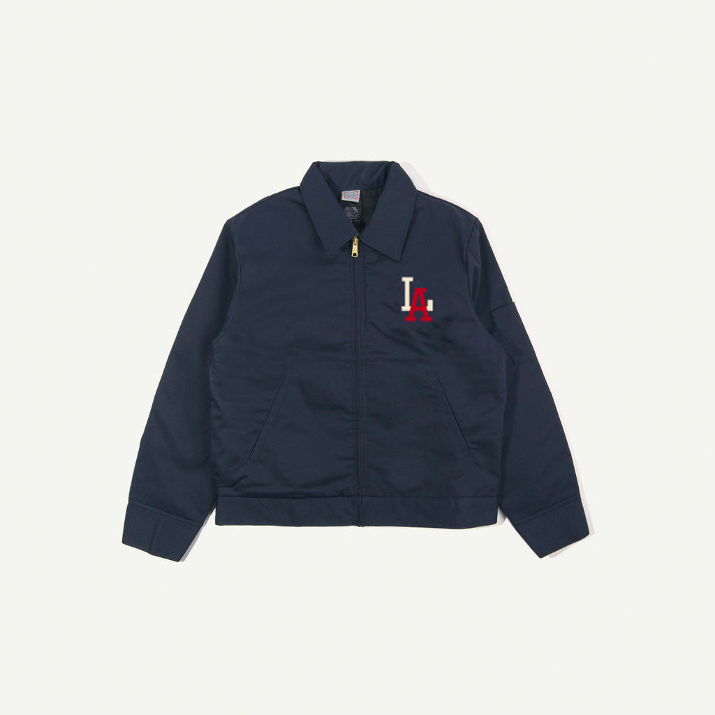Ebbets Field Flannels Los Angeles Grounds Crew Jacket