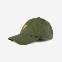 FLYING B CURVED VISOR CAP - OLIVE