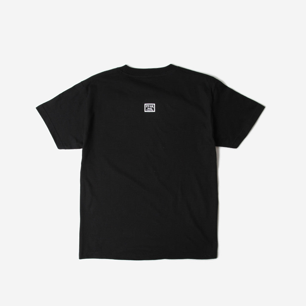 Fpar FPAR COOKBOOK TEE - BLACK