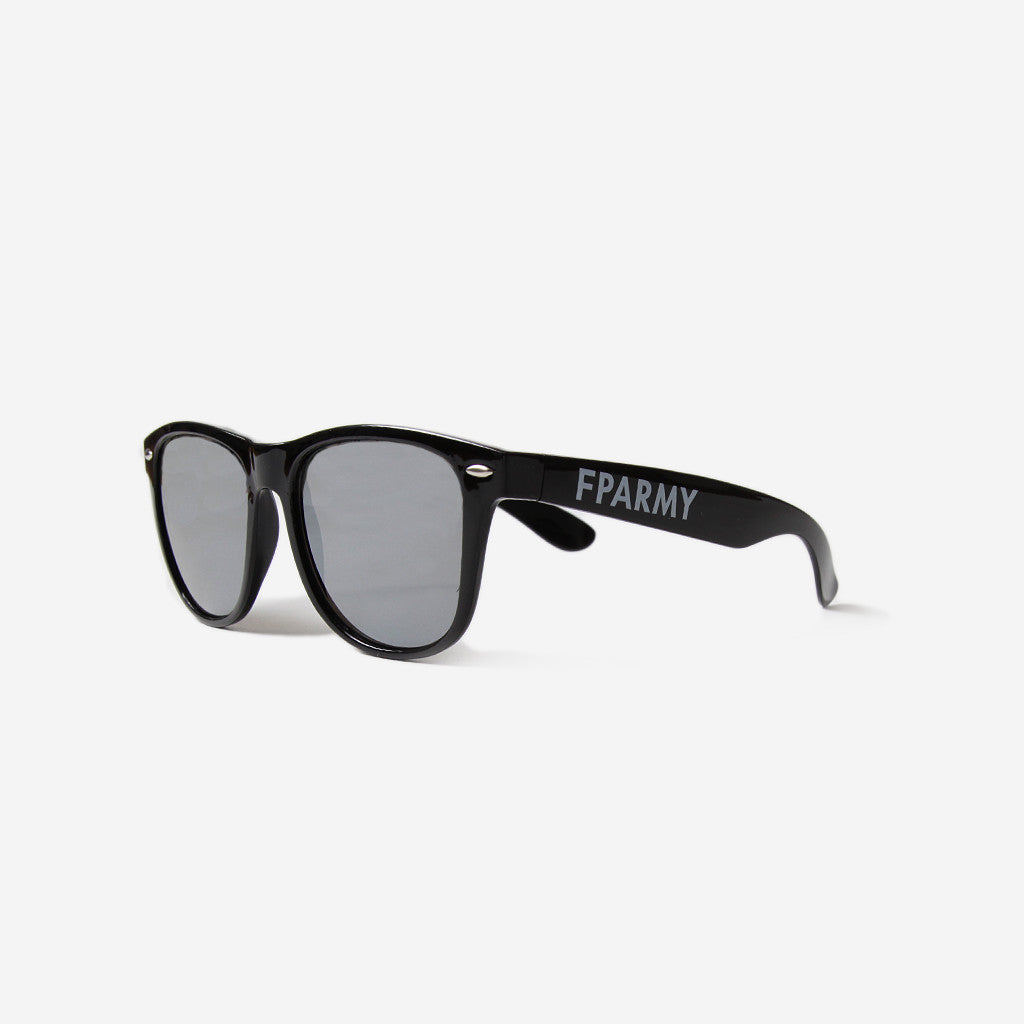 Fpar FPAR ARMY SUNGLASSES - BLACK