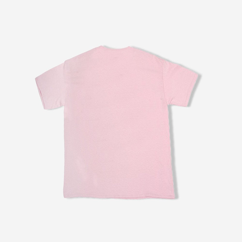 St Moritz Supersoft Holiday SS tee - Light Pink