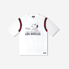TSPTR - JOE COOL LA FOOTBALL T-SHIRT - WHITE