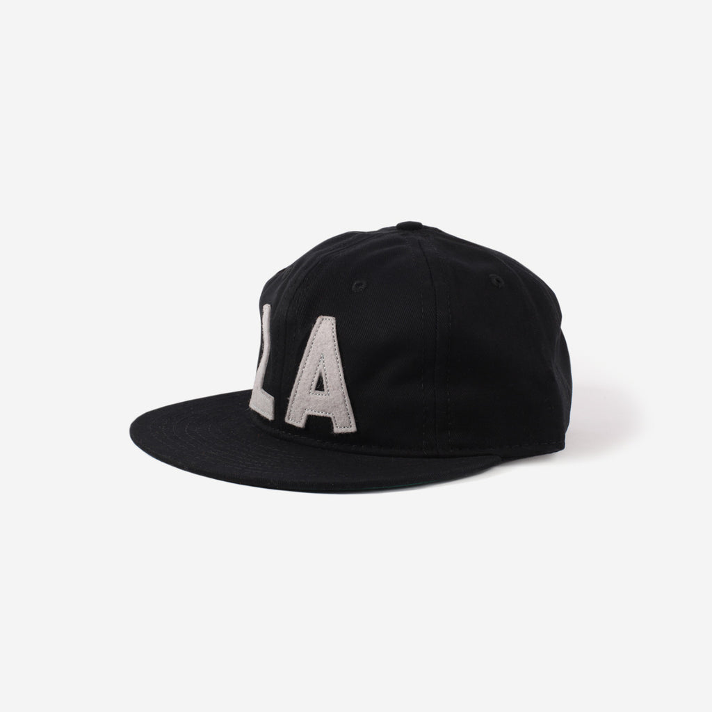Ebbets Field Flannels Ebbets Los Angeles Angels 1956 Strapback Cap