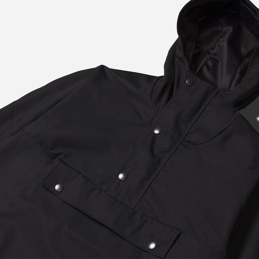 tm® sporting goods tm® militia smock jacket - black