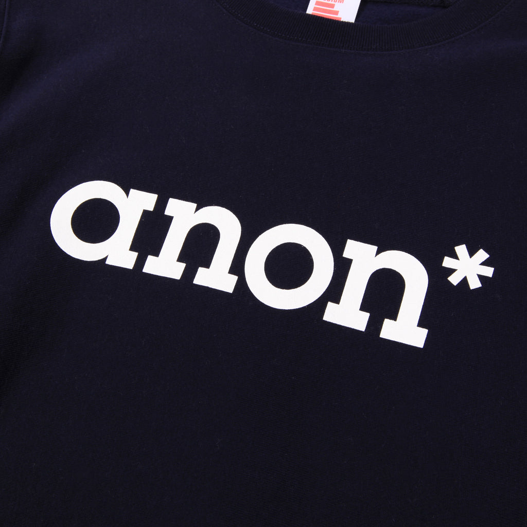 a number of names* Own Brand Crewneck Navy