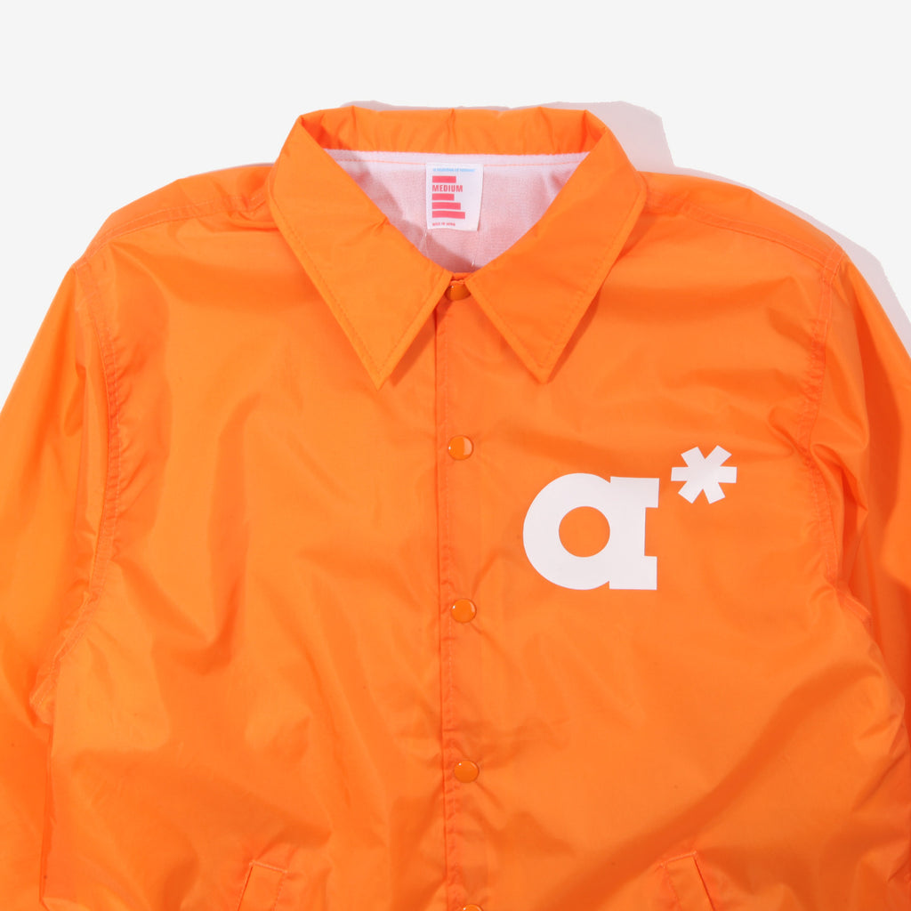 a number of names* Own Brand Coach Jacket Orange
