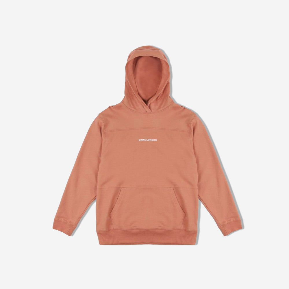 grind london Grind London Hooded Sweatshirt - Peach
