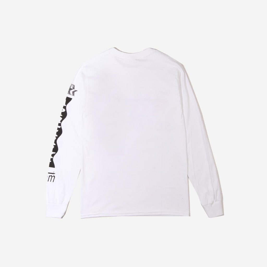 St Moritz Supersoft Pro Team LS tee - White