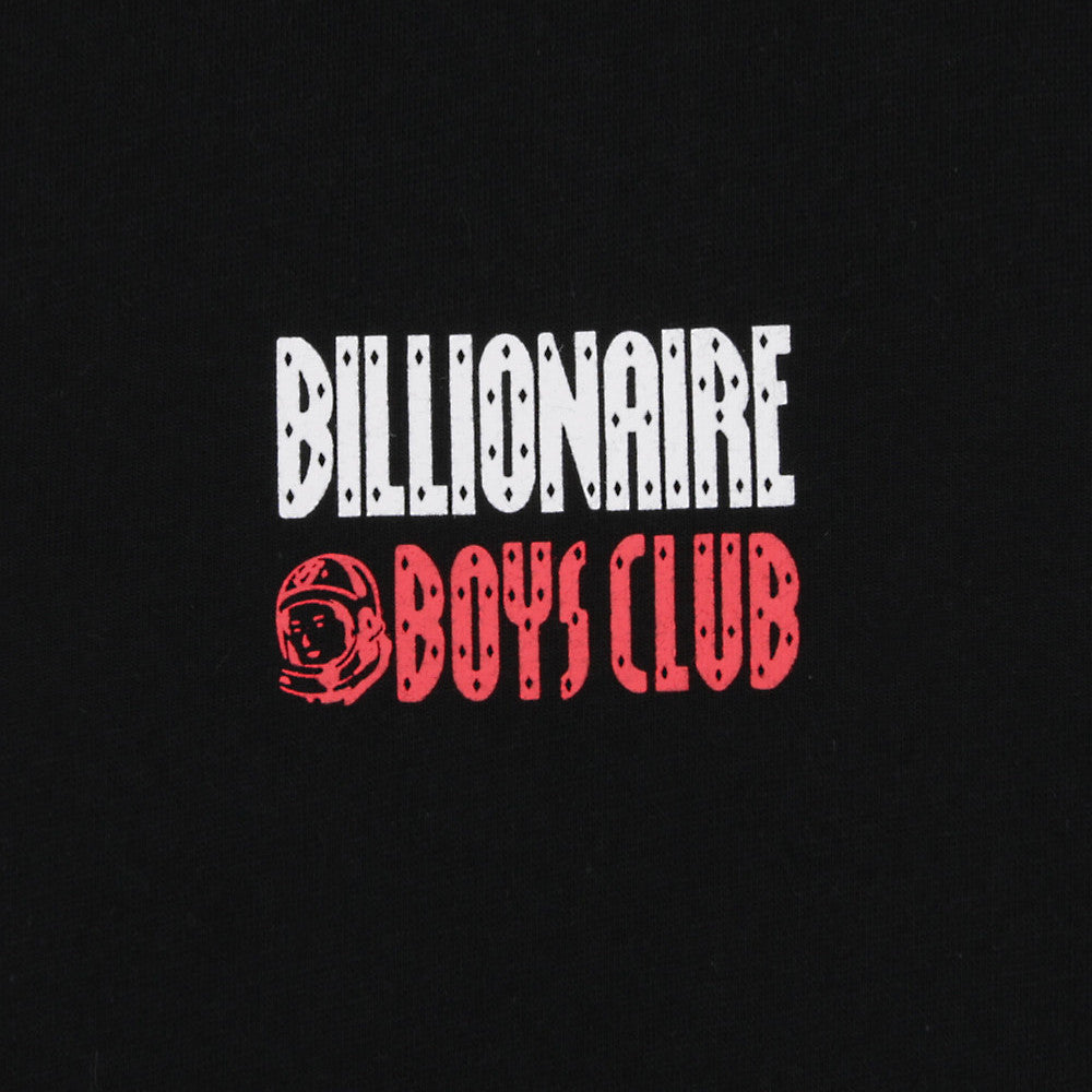 Billionaire Boys Club SATELLITE FLIGHT ZIP-THROUGH HOODIE - BLACK