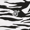 Billionaire Boys Club ZEBRA CAMO ALL-OVER PRINT T-SHIRT - WHITE