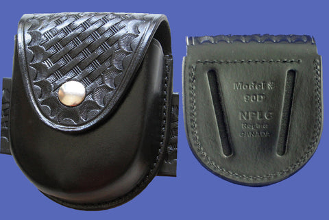DOUBLE HANDCUFF CASE--# 90D