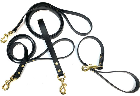 "3/4"" Wide BRAHMA webbing Dog Leash"