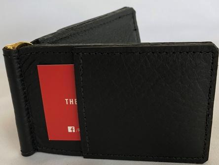 Badge/ID Wallet--#BW5--Money Clip Wallet