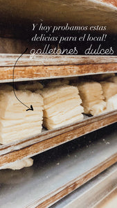 Galleton dulce