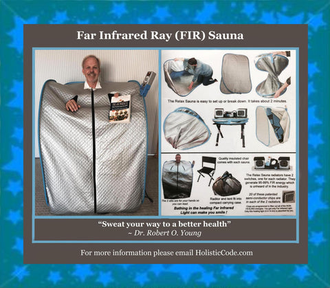 Far Infrared Ray (FIR) Sauna