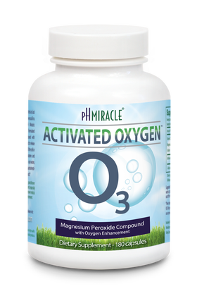 Activated Oxygen - 180 capsules